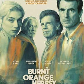 The Burnt Orange Heresy is listed (or ranked) 18 on the list The Best Movies for Artists to Watch