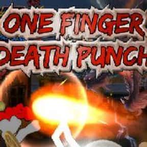One Finger Death Punch is listed (or ranked) 12 on the list The All-Time Best PC Arcade Games On Steam