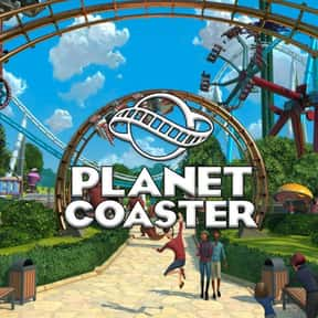 Planet Coaster is listed (or ranked) 24 on the list The Best Building Games On Steam