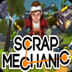 Scrap Mechanic is listed (or ranked) 15 on the list The Best Building Games On Steam