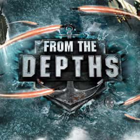 From The Depths is listed (or ranked) 25 on the list The Best Building Games On Steam