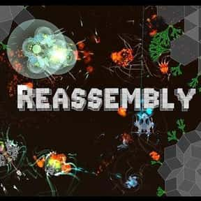 Reassembly is listed (or ranked) 5 on the list The Best Building Games On Steam