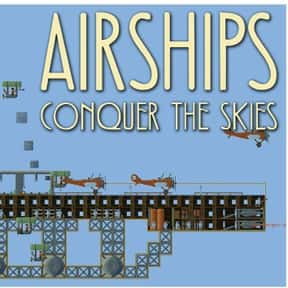 Airships: Conquer The Skies is listed (or ranked) 2 on the list The Best Building Games On Steam