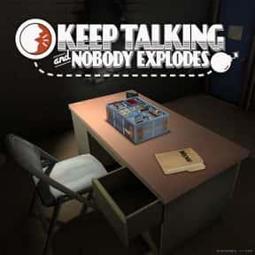 Keep Talking and Nobody Explod is listed (or ranked) 24 on the list The Best PlayStation 4 Party Games