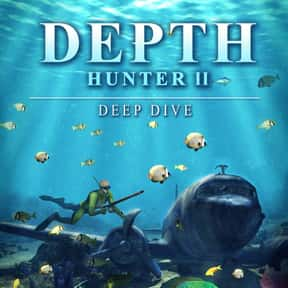 Depth Hunter 2: Deep Dive is listed (or ranked) 15 on the list The Best Hunting Games On Steam