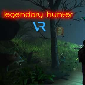 Legendary Hunter VR is listed (or ranked) 8 on the list The Best Hunting Games On Steam