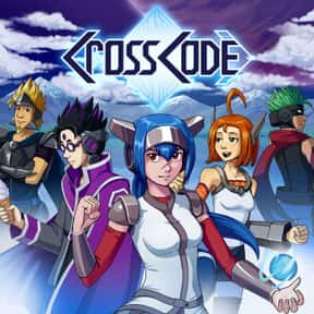 CrossCode is listed (or ranked) 15 on the list The Best RPGs on Xbox Game Pass