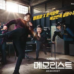 Memorist is listed (or ranked) 4 on the list The Best Korean Crime Dramas Ever