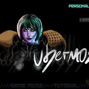 UBERMOSH is listed (or ranked) 19 on the list The All-Time Best PC Arcade Games On Steam