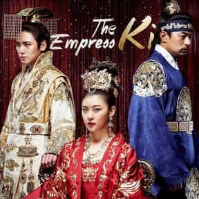 Empress Ki is listed (or ranked) 3 on the list The Best Historical KDramas Of All Time