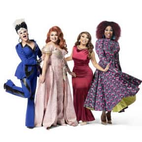 Dragnificent! is listed (or ranked) 16 on the list The Best Wedding Shows in TV History