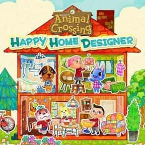 Animal Crossing: Happy Home De is listed (or ranked) 23 on the list The Best Nintendo 3DS Games of All Time, Ranked by Fans