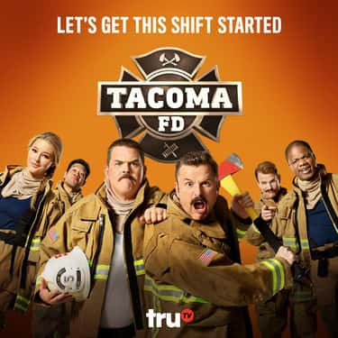 Tacoma FD is listed (or ranked) 2 on the list What To Watch If You Love 'Wings'