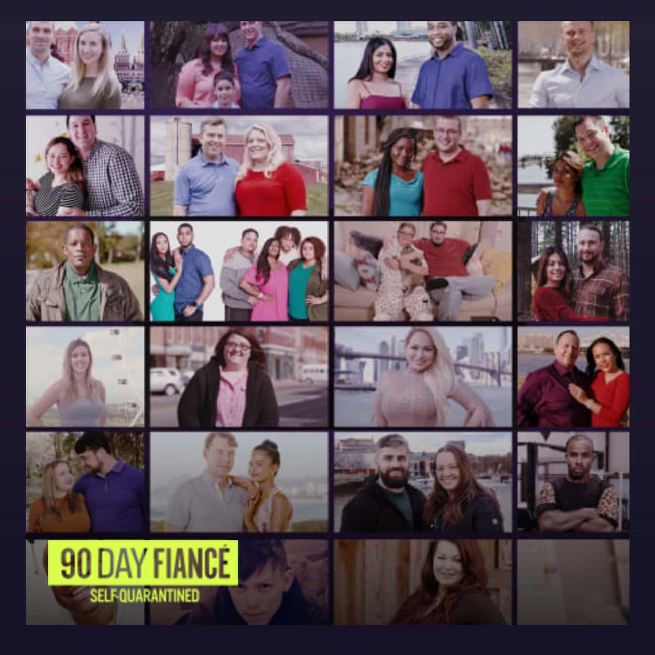 90 Day Fiancé: Self-Quarantine is listed (or ranked) 3 on the list What To Watch If You Love '90 Day Fiancé'