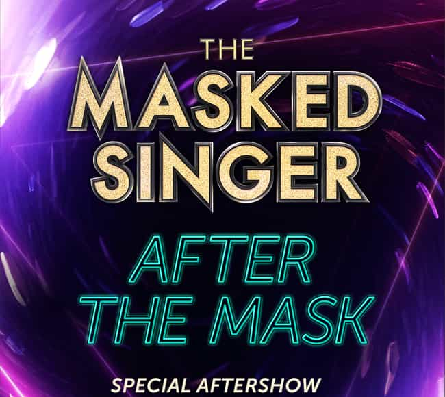 The Masked Singer: After... is listed (or ranked) 4 on the list New Shows Filmed In (And Around) Social Isolation
