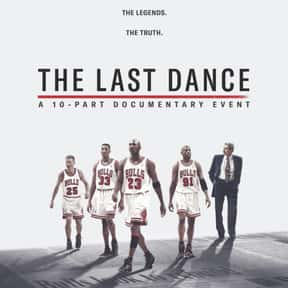 The Last Dance is listed (or ranked) 21 on the list The Best Biographical Documentary Series