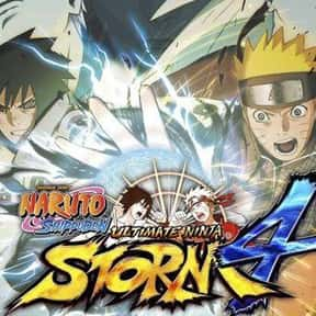 Naruto Shippuden: Ultimate Nin is listed (or ranked) 2 on the list The Best Naruto Video Games of All Time