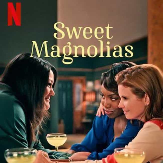 Sweet Magnolias is listed (or ranked) 3 on the list The Best New Drama Shows Of 2020