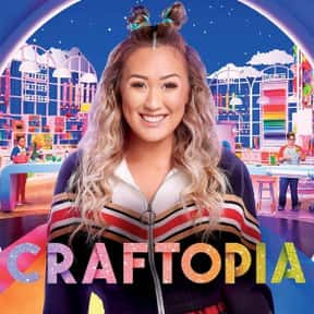 Craftopia is listed (or ranked) 19 on the list Good TV Shows for 12 Year Olds