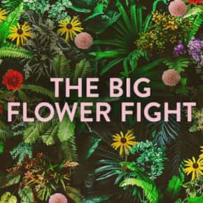 The Big Flower Fight is listed (or ranked) 24 on the list The Best Current Shows You Can Watch With Your Mom