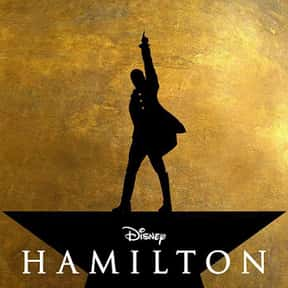 Hamilton is listed (or ranked) 15 on the list The Best Black Musical Movies