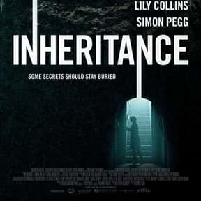Inheritance is listed (or ranked) 19 on the list The Best Simon Pegg Movies, Ranked