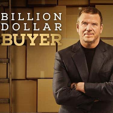 Billion Dollar Buyer is listed (or ranked) 1 on the list The Best Reality Shows About Businesses & Entrepreneurs