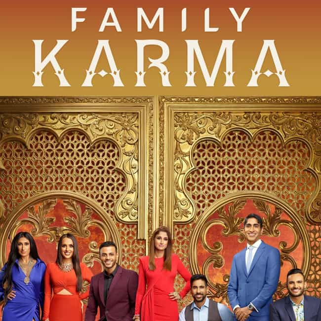 Family Karma is listed (or ranked) 4 on the list What To Watch If You Love 'Keeping Up With The Kardashians'