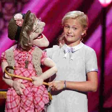 Darci Lynn: Ventriloquist Supe is listed (or ranked) 2 on the list Incredible Kids Who Can Do Everything You Can Do, But Better