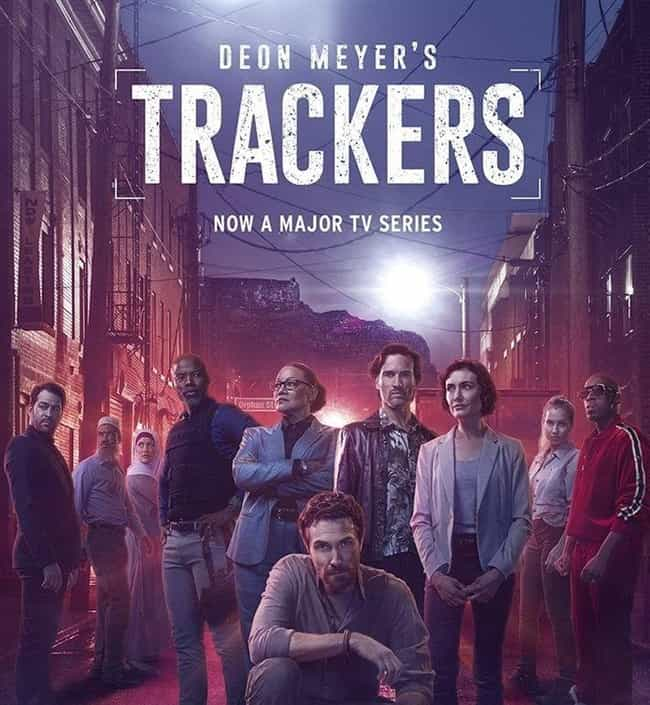 Trackers is listed (or ranked) 4 on the list The Best New Drama Shows Of 2020