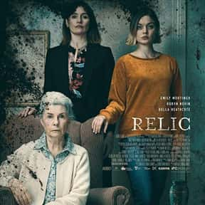 Relic is listed (or ranked) 23 on the list The Best Memory Loss Movies