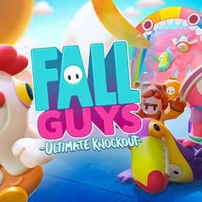 Fall Guys: Ultimate Knockout is listed (or ranked) 24 on the list The Best PS4 Games For Girls