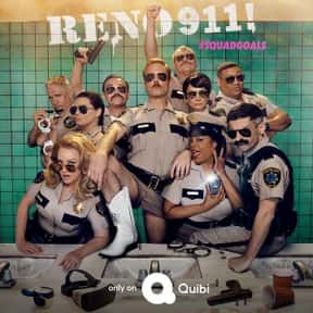 Reno 911! is listed (or ranked) 25 on the list What's The Most Famous TV Show Set In Every State?