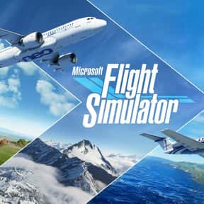 Microsoft Flight Simulator 202 is listed (or ranked) 17 on the list The Most Popular PC Games Right Now