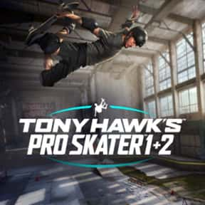 Tony Hawk's Pro Skater 1 + 2 is listed (or ranked) 21 on the list The Most Popular PS4 Games Right Now