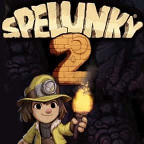 Spelunky 2 is listed (or ranked) 23 on the list The Best PS4 Games For Girls