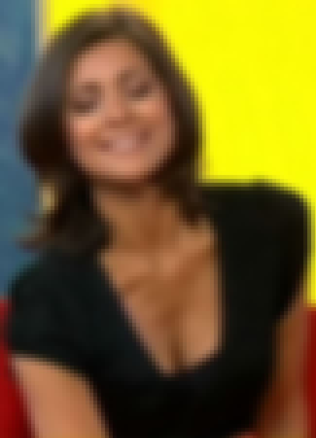 Lucy Verasamy is listed (or ranked) 2 on the list The Top 10 UK News and Weather Presenter Babes