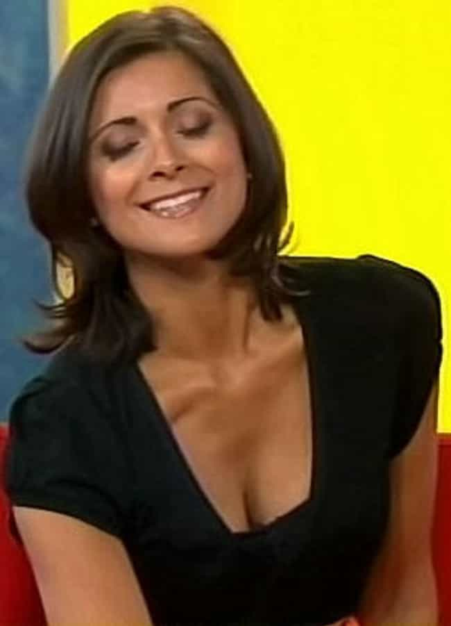 The Top 10 UK News and Weather Presenter Babes