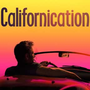 Californication is listed (or ranked) 3 on the list The Greatest TV Shows That Parody Hollywood