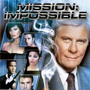 Mission: Impossible is listed (or ranked) 11 on the list The Best TV Reboots & Revivals