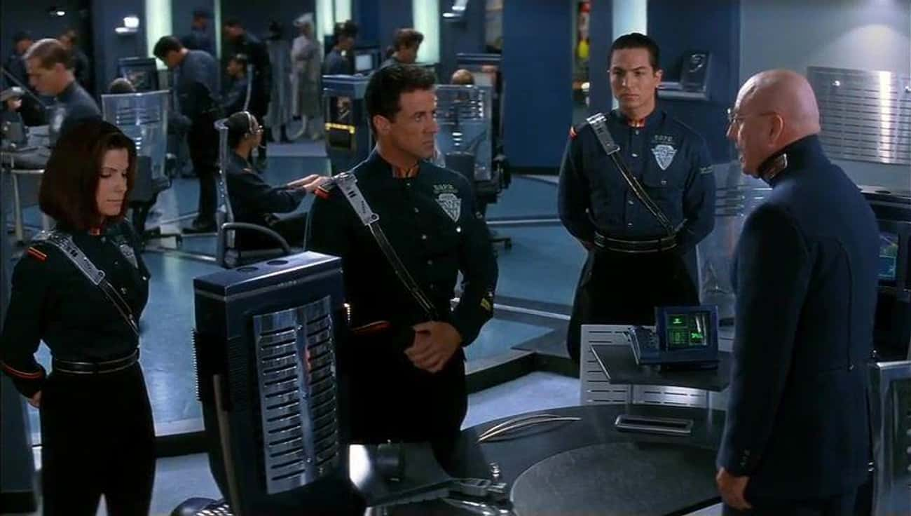 Demolition Man is listed (or ranked) 1 on the list 'Stupid' Action Movies That Are Secretly Brilliant