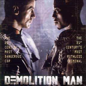 Demolition Man is listed (or ranked) 17 on the list The Best Sandra Bullock Movies