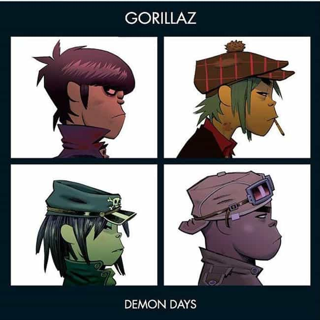 Demon Days is listed (or ranked) 1 on the list The Best Gorillaz Albums, Ranked