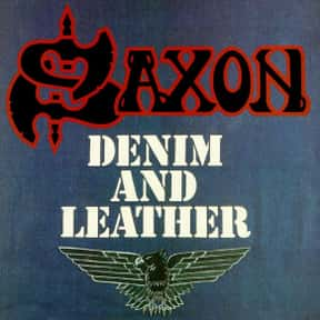 Denim and Leather is listed (or ranked) 3 on the list The Best Saxon Albums of All Time