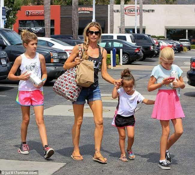 Denise Richards is listed (or ranked) 4 on the list 15 Famous Moms Who Only Have Daughters
