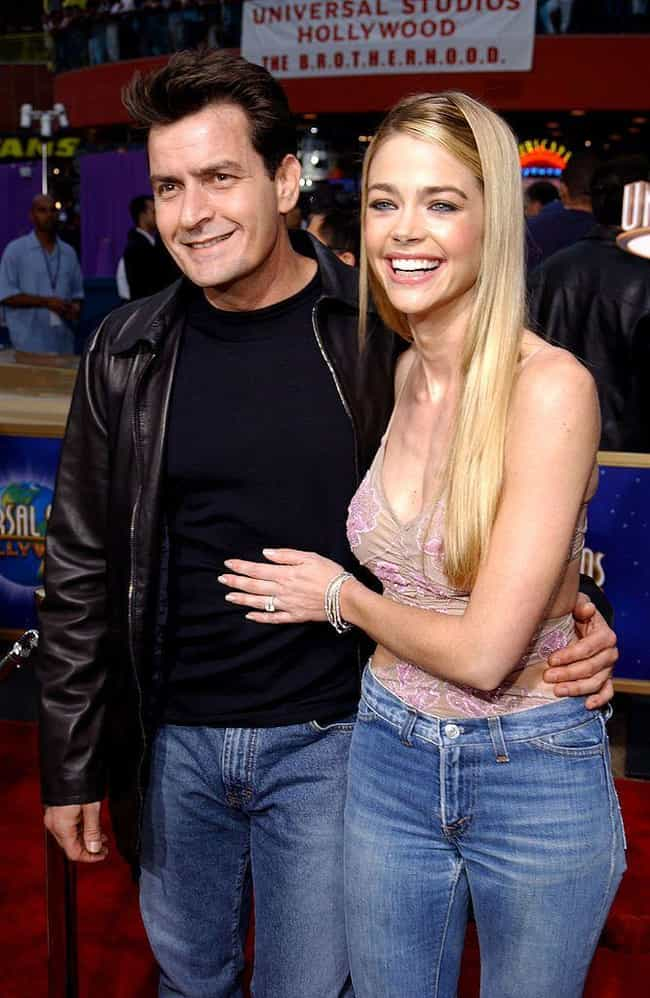Denise Richards is listed (or ranked) 4 on the list Everyone Charlie Sheen Has Dated