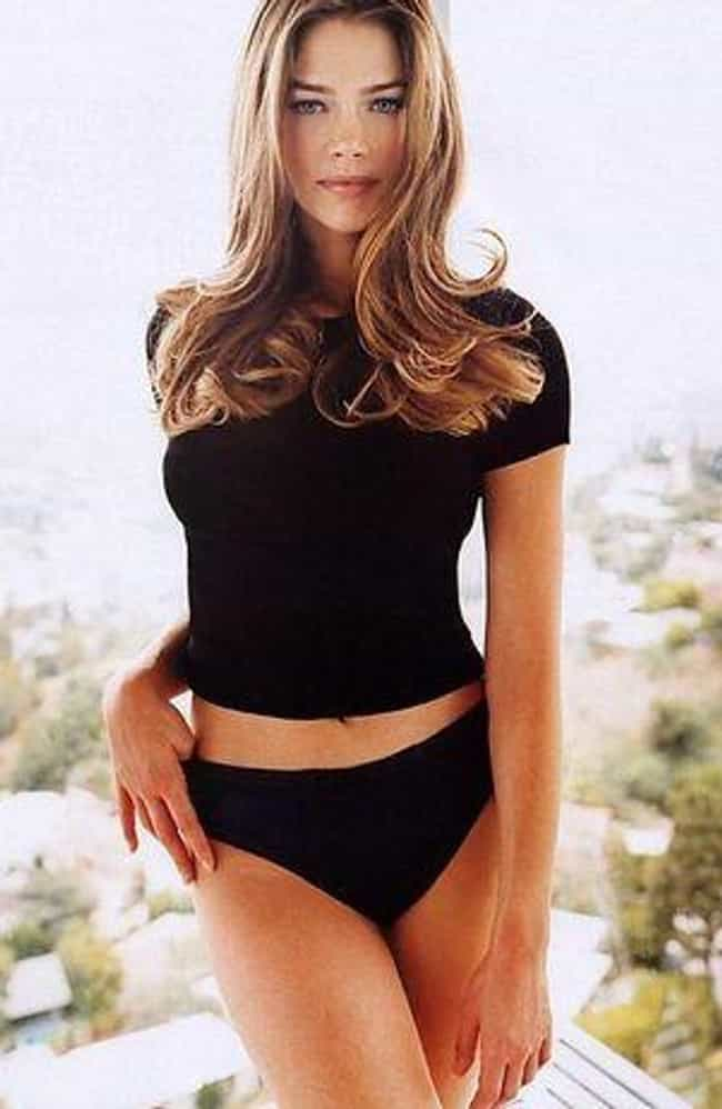 Denise Richards is listed (or ranked) 4 on the list The Hottest Models Who Are Actresses