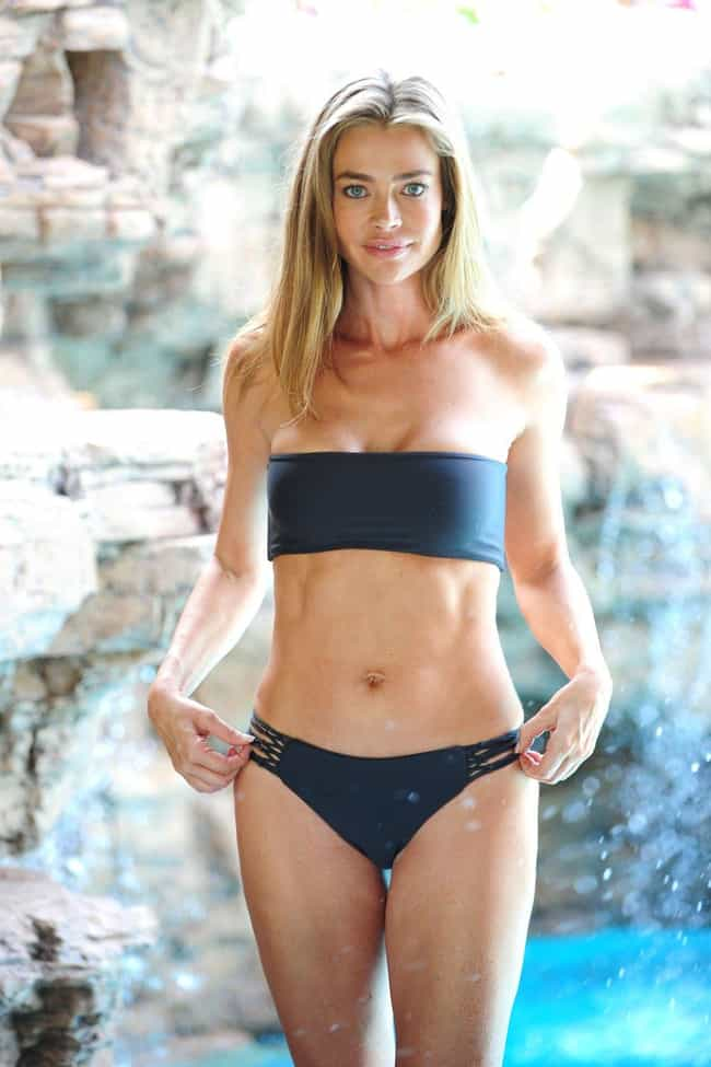 Denise Richards is listed (or ranked) 3 on the list The Hottest Models From Illinois
