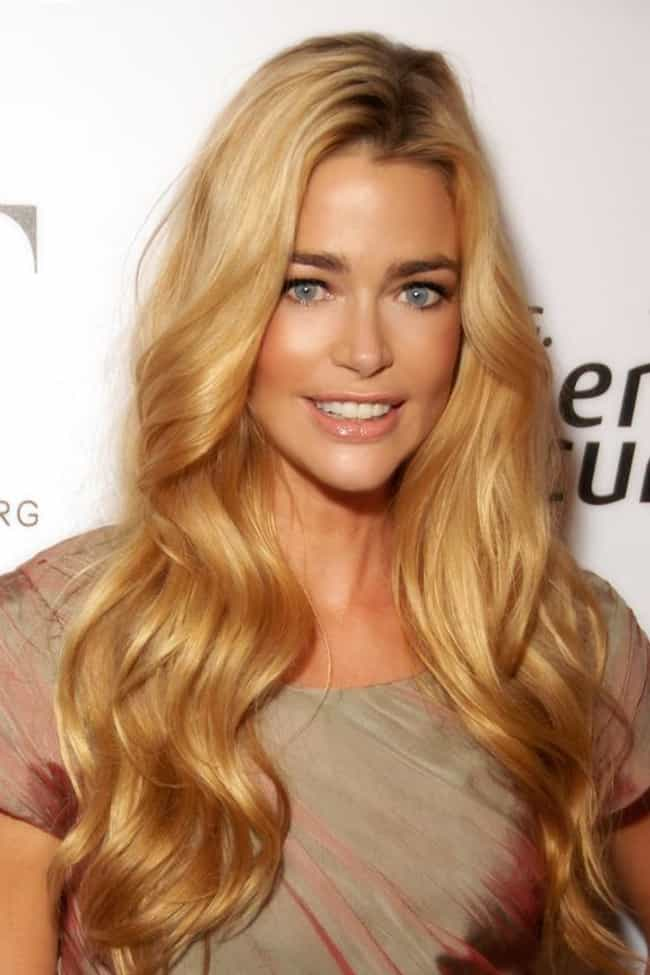 Denise Richards is listed (or ranked) 2 on the list Celebrities Who Wear Levi Strauss & Co.
