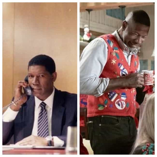 Dennis Haysbert is listed (or ranked) 2 on the list The Cast Of '24': Where Are They Now?